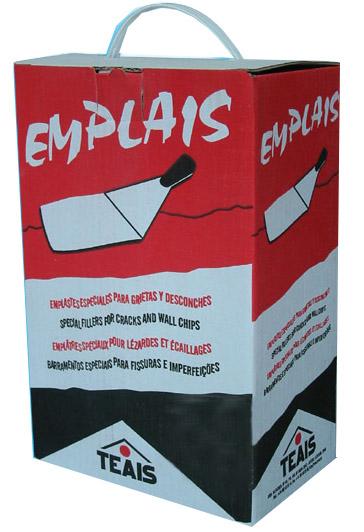 EMPLASTES Y MORTEROS ESPECIALES > Emplastes . EMPLAIS RENOVACIÓN