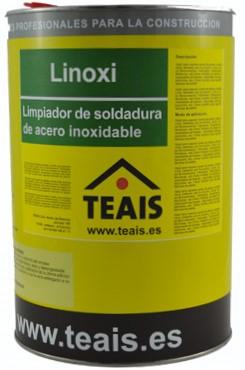 LIMPIADORES > Limpiadores metales. LINOXI