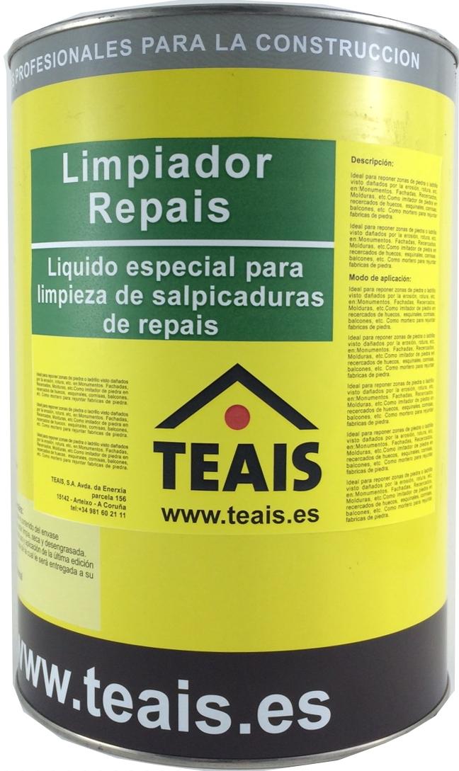 LIMPIADORES > Limpiadores siliconas. LIMPIADOR REPAIS