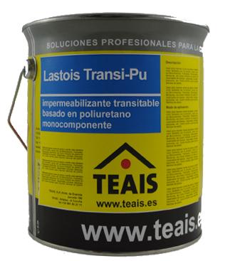 IMPERMEABILIZANTES > Impermeabilizantes y adhesivos. LASTOIS POLIMERICO