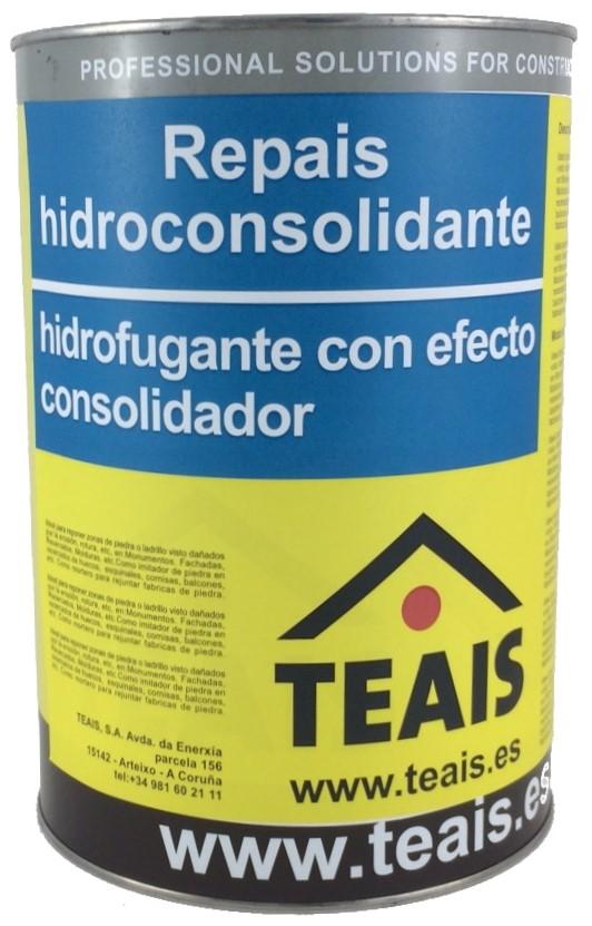 IMPERMEABILIZANTES > Hidrofugantes. REPAIS HIDROCONSOLIDANTE