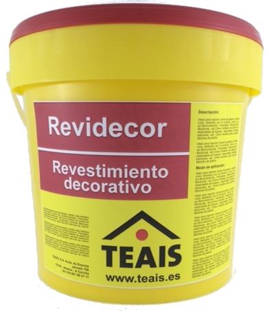 REVESTIMIENTOS > Morteros monocapa. REVIDECOR