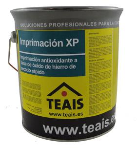 IMPRIMACIONES > Imprimaciones anticorrosivas . IMPRIMACION XP