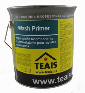 IMPRIMACIONES > Imprimaciones metales no ferrosos. WASH PRIMER
