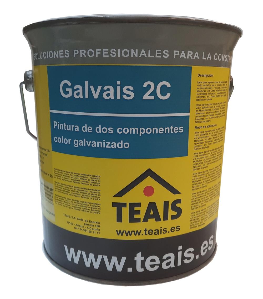 PINTURAS > Pinturas protección . GALVAIS 2C