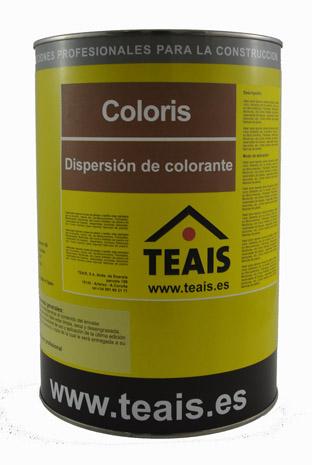 PRODUCTOS PARA LA MADERA > Colorantes y Tintes. COLORIS