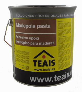 PRODUCTOS PARA LA MADERA > Restauración madera. MADEPOIS PASTA