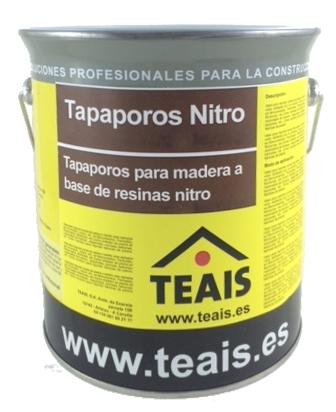 PRODUCTOS PARA LA MADERA > Fondos nitroceluósicos. TAPAPOROS NITRO