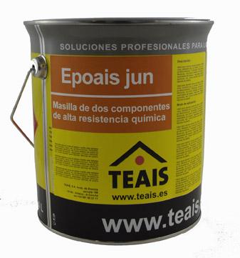 MASILLAS Y JUNTAS > Selladores epoxi para juntas. EPOAIS JUN