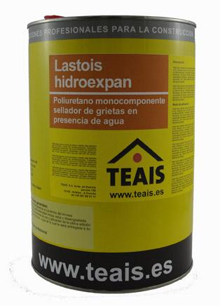 MASILLAS Y JUNTAS > Selladores hidroexpansivos. LASTOIS HIDROEXPAN