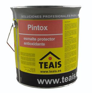 PINTURAS > Pinturas protección . PINTOX