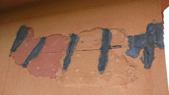 Reparacion definitiva de grietas - Reparar grietas pared ...